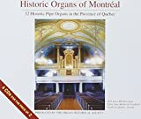 Historic Organs of Montreal