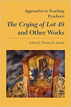 the crying of lot Essay Examples
