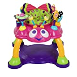 Kolcraft Wonderbug Activity Center, Fluttering Around
