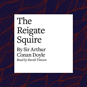 The Reigate Squire Audiobook