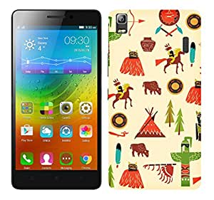 TrilMil Printed Designer Mobile Case Back Cover For LENOVO A 7000 A7000 / LENOVO K3 NOTE