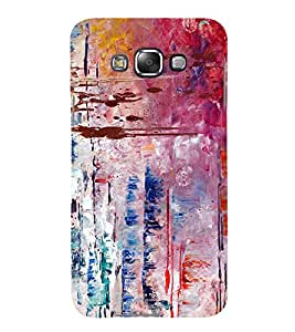 Abstract Art Pattern Cute Fashion 3D Hard Polycarbonate Designer Back Case Cover for Samsung Galaxy E5 (2015) :: Samsung Galaxy E5 Duos :: Samsung Galaxy E5 E500F E500H E500HQ E500M E500F/DS E500H/DS E500M/DS