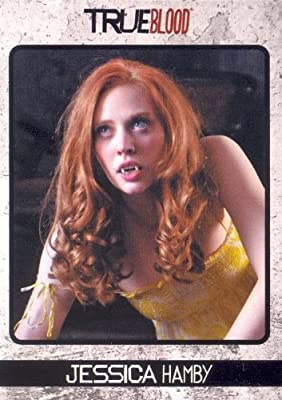 True Blood 2013 Rittenhouse Archives Promo Card P1 Jessica Hamby