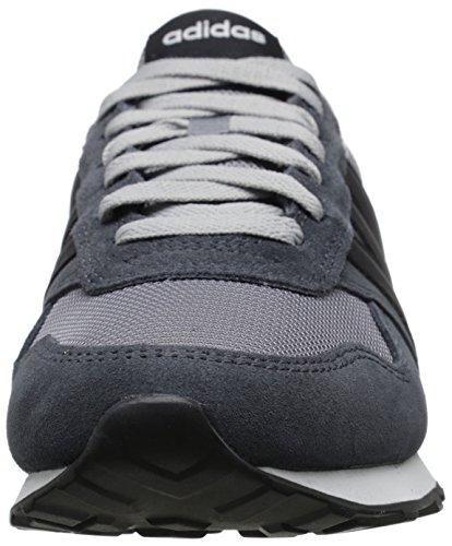 Adidas NEO Men's 10K Lifestyle Runner Sneaker,Grey/Black/Grey,11.5 M US