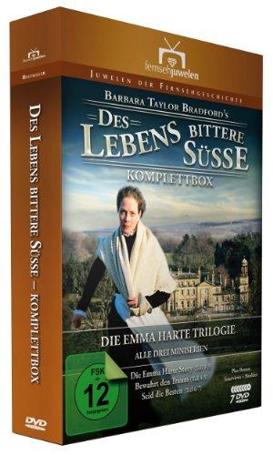 Des Lebens bittere Süße - Komplettbox: Die Emma Harte Trilogie (Fernsehjuwelen) [7 DVDs]