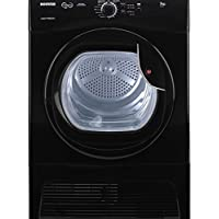Hoover VTC671B-80N Vision HD 8kg Freestanding Condenser Dryer - Black