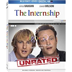 The Internship (Blu-ray Combo Pack)
