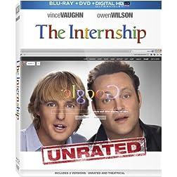 The Internship (Blu-ray Combo Pack)