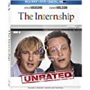 The Internship (Blu-ray + DVD + Digital HD with UltraViolet)
