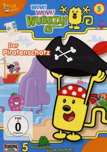 Wow! Wow! Wubbzy! - Der Piratenschatz