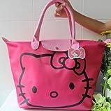 Hello Kitty tote bag handbag shopping bag