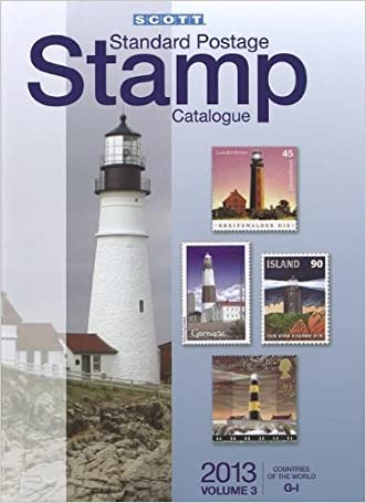 2013 Scott Standard Postage Stamp Catalogue Volume 3 Countries of the World G-I (Scott Standard Postage Stamp Catalogue: Vol.3: Countries of the World G-I)