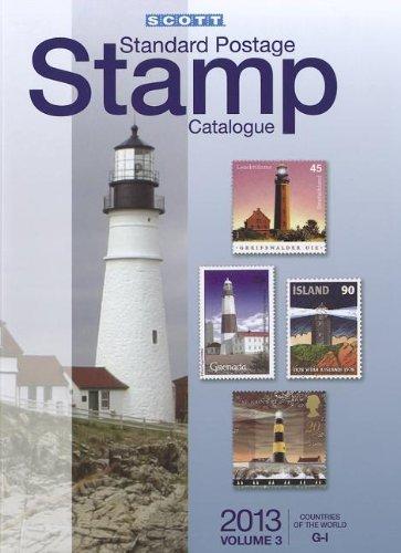 2013 Scott Standard Postage Stamp Catalogue Volume 3 Countries of the World G-I (Scott Standard Postage Stamp Catalogue: