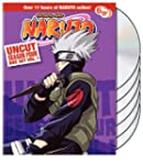 Naruto Uncut: Season 4, Box Set 1 (ep...