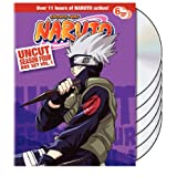 Naruto Uncut Box Set: Season Four, Vol. 1