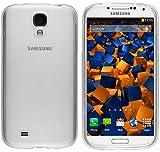 mumbi TPU Schutzh�lle Samsung Galaxy S4 H�lle transparent weiss