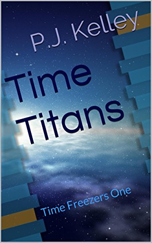 Time Titans: Time Freezers One