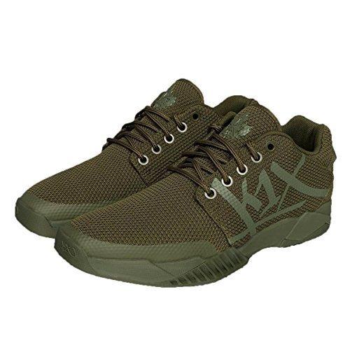 K1X Sneaker Uomo - Uomo, oliva, 42 (US 8.5)