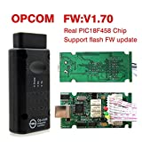 OP-COM CANBUS V1.70 With 1 Years Warranty opcom 1.70