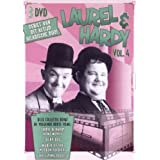 Laurel & Hardy Vol. Four - 3-DVD Set ( Lucky Dog / March of the Wooden Soldiers / The Flying Deuces ) ( Laurel & Hardy Vol. 4 - 3-DVD Set )by Stan Laurel