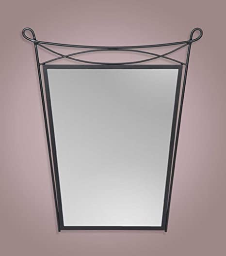 Wrought iron mirror DUNIA Model