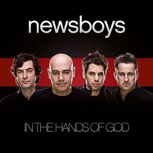 Original album cover of In the Hands of God by Newsboys
