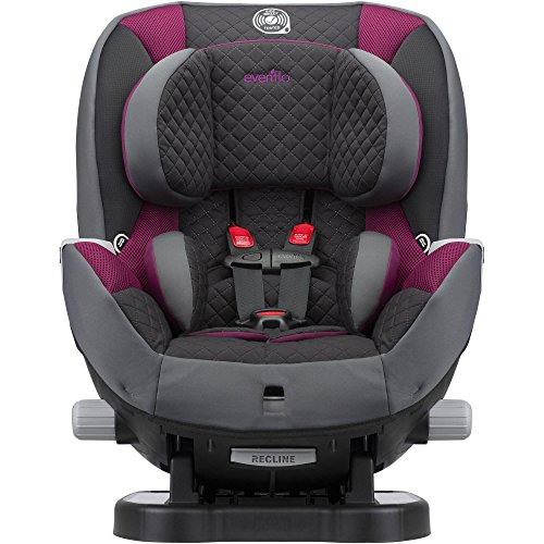 evenflo advanced triumph lx convertible car seat fallon purple baby car seats. Black Bedroom Furniture Sets. Home Design Ideas