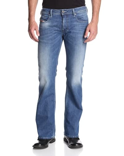 Diesel Men's Boot Cut Zathan Jeans