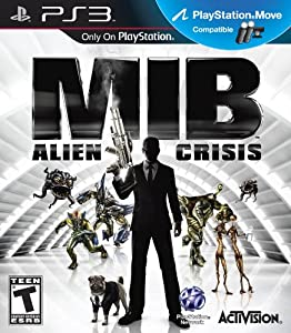 Men In Black: Alien Crisis - Playstation 3