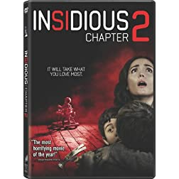 Insidious: Chapter 2 (+UltraViolet Digital Copy)