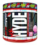 ProSupps Mr Hyde Intense Pre Workout Pikatropin Free Formula, Cotton Candy, 7.6 Ounce