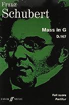 Mass in G: Full Score, Full Score (Faber Edition)