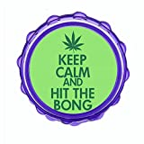KEEP-CALM-AND-HIT-THE-BONG-Acrylic-Grinder-D-064