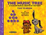 The Music Tree Student's Book: Time t...