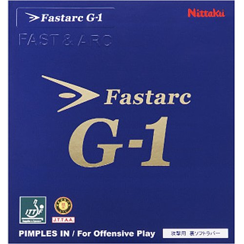 Nettag (Nittaku) faster c G-1 black (71) particularly thick (TA) NR8702