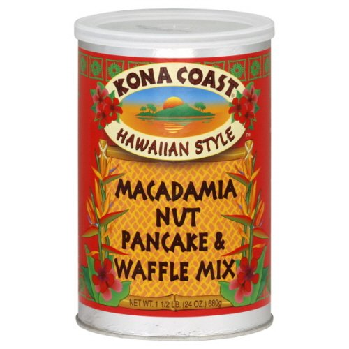 Macadamia Nut Pancake Mix