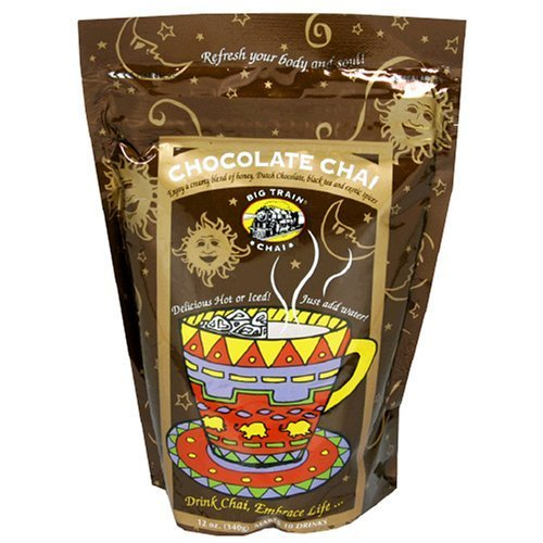 Big Train Chai - Chocolate Chai (12 oz. Resealable Bag).