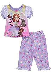 "Sofia the First Baby Girls' ""Woodland Tea Party"" 2-Piece Pajamas"