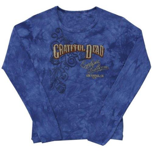 Old Glory -  Maglia a manica lunga  - Donna Blu blu scuro