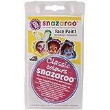 Snazaroo Face Paint 18ml-Bright Pink
