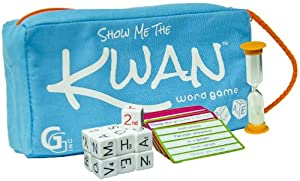 Griddly Games 4000255 Show me the Kwan Game