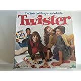 Hasbro / Milton Bradley 1998 Twister Family Board Game