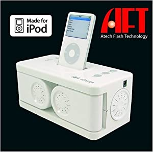 """iCarta - Apple iPOD und Iphone Docking Station """"Home Stereo System"""""""