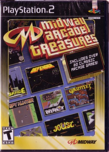 51AbddAz %2BL Cheap Price Midway Arcade Treasures