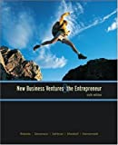 New Business Ventures And The Entrepreneur (0073404977) by Roberts,Michael