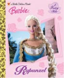 Rapunzel (Barbie, Little Golden Book)
