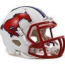 NCAA Southern Methodist (SMU) Mustangs Speed Mini Helmet