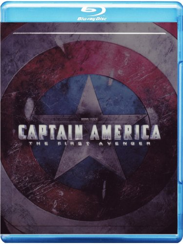 Captain America (Limited Steel Book Edition) (+ Dvd + Digital Copy) [IT Import] [Blu-ray]