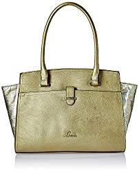 Lavie Women's Handbag (Gold)