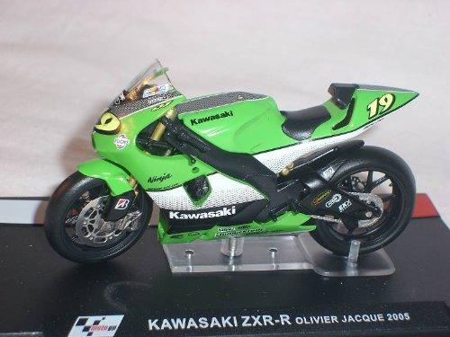 Kawasaki Zxr-r Zx R Olivier Jacque 2005 Motogp 1/24 Altaya By ixo Modellmotorrad Modell Motorrad SondeRangebot